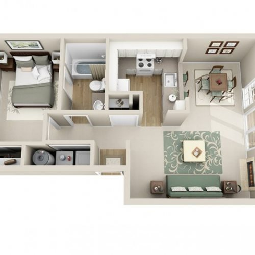 Floor Plans Of The Pointe In Vancouver Wa