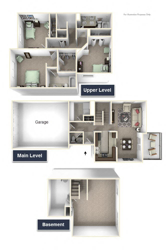 1, 2 & 3 Bedroom Apartments In Columbia, SC