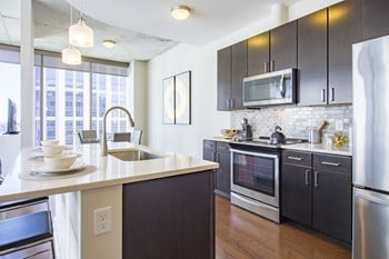 1163 West Peachtree St NE Studio-2 Beds Apartment for Rent Photo Gallery 1