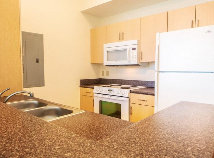 efficient appliances at Progresso Point Apartments