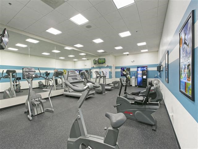 State Of The Art Fitness Center at Hunter's Glen, Aurora, Illinois