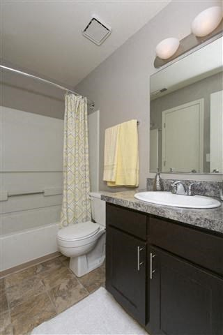 Soaking Tubs With Ceramic Tile at Hunter's Glen, Aurora