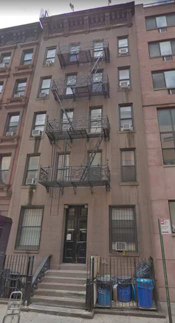 534 West 50 Street Studio Apartment for Rent Photo Gallery 1