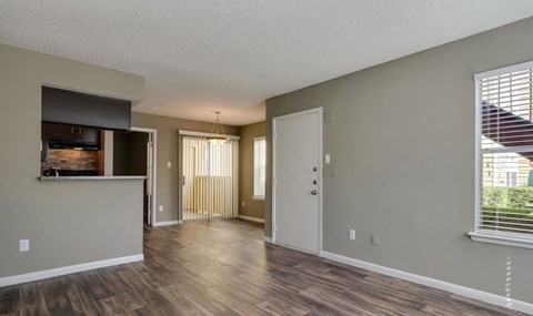 Laminate Flooring is Available in select units | Southeast Apartments For Rent | Southpoint Apartments