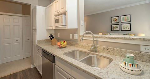 Granite Sink at Piedmont at Ivy Meadow, Charlotte