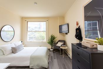 16 Turk Street 1 Bed Apartment for Rent Photo Gallery 1