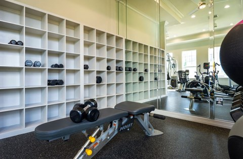 24 Hour Fitness Center | Houston Apartments For Rent | Cambria Cover