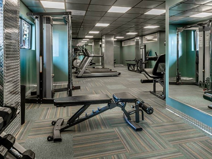 High Endurance Fitness Center at The Summit, Virginia, 22304