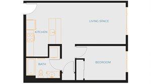 Ledding Floor Plan