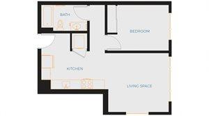 Shindler Floor Plan