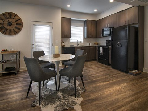 Separate Dining Area at Pinyon Pointe, Loveland, 80537