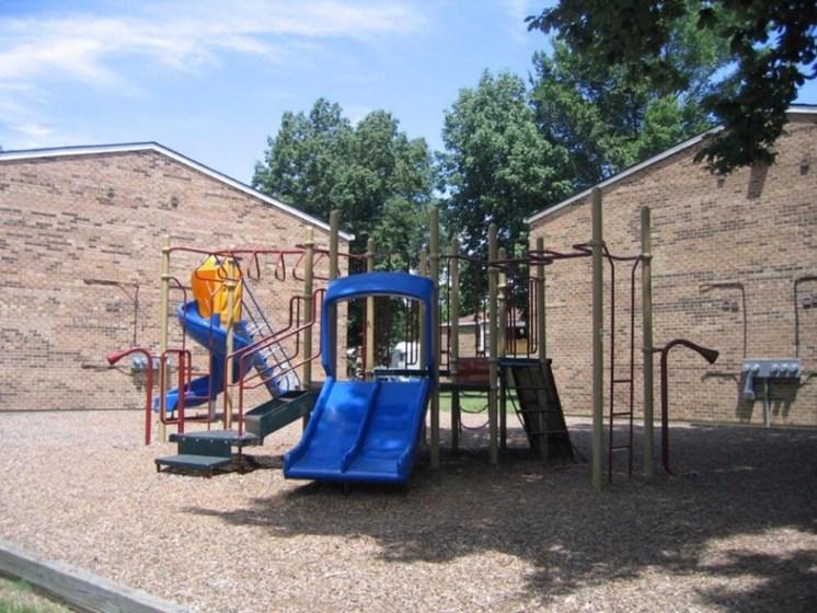 Playground at Pines of York, Virginia