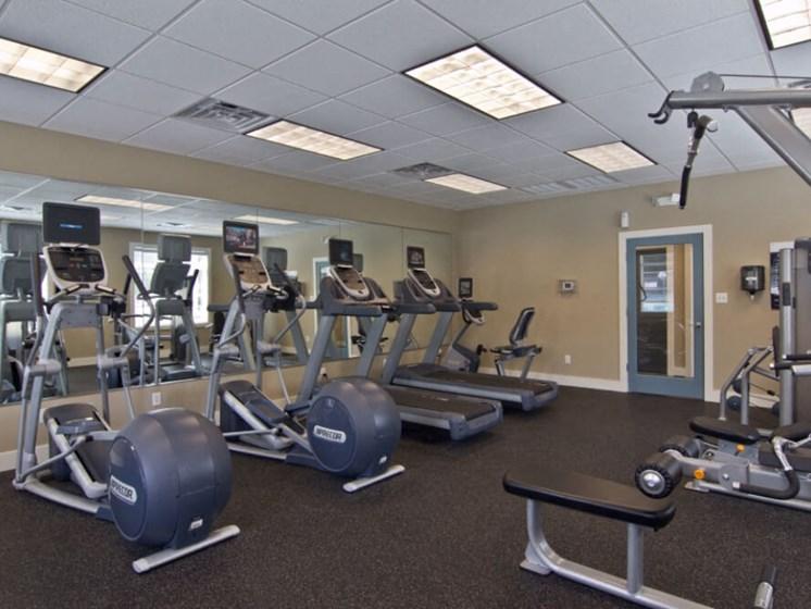 High-Tech Fitness Center at Pines of York, Yorktown, 23693