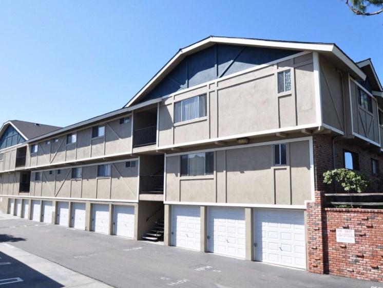 Garages Available at Point Bonita, California, 91910