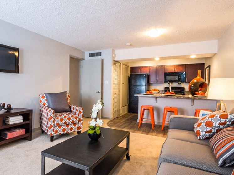 Energy Efficient Air-Conditioning at SkyView Apartment Homes, Colorado