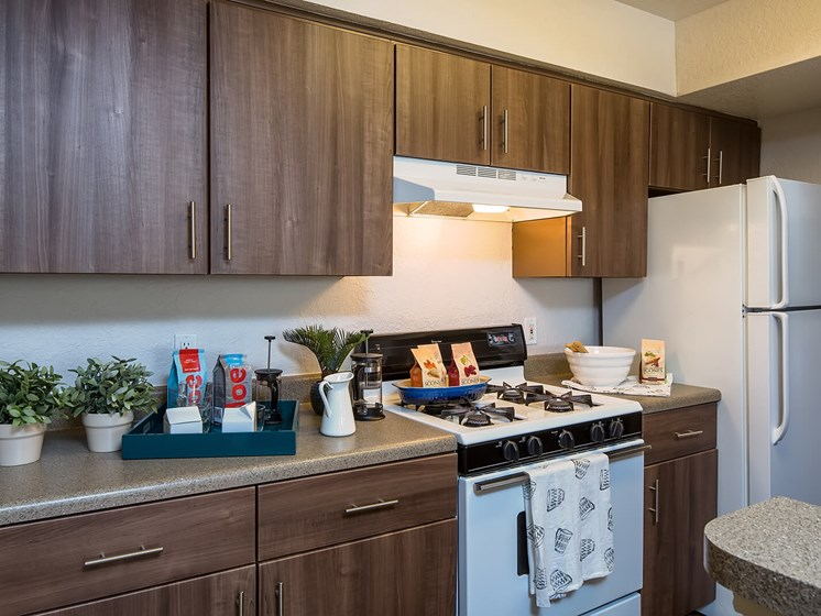 Kitchen at The Terraces at Lake Mary, Lake Mary, FL