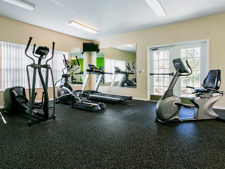 Fitness Center at The Terraces at Lake Mary, Florida