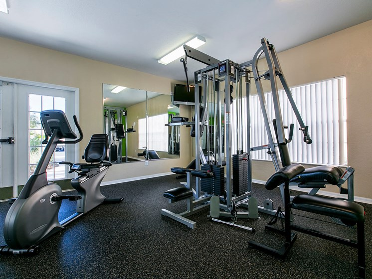 Fitness Center at The Terraces at Lake Mary, Florida, 32746