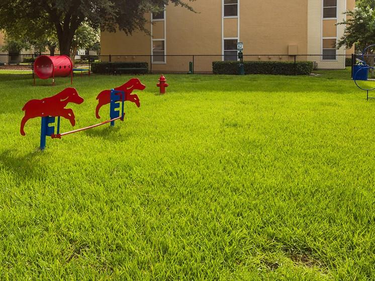 Dog Park at The Terraces at Lake Mary, Lake Mary, FL