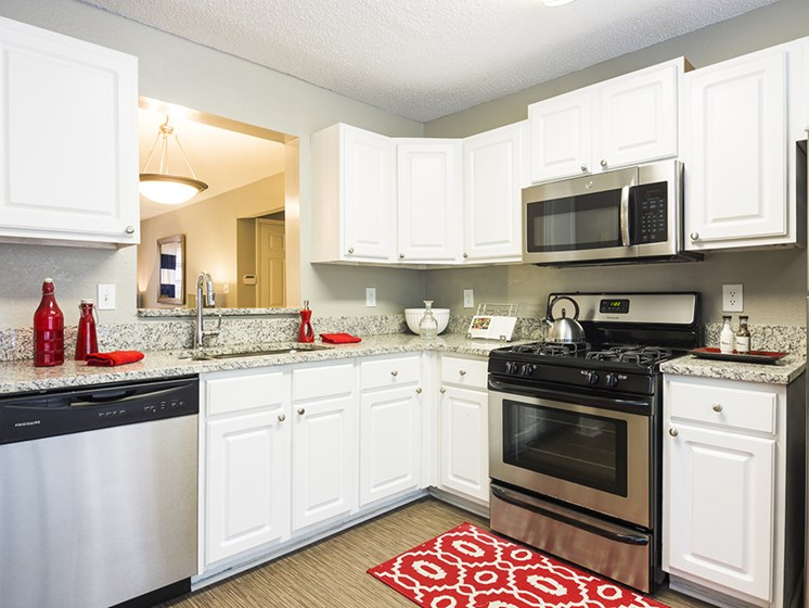 Kitchen at The Addison at Sandy Springs Apartment Homes, Sandy Springs, 30350