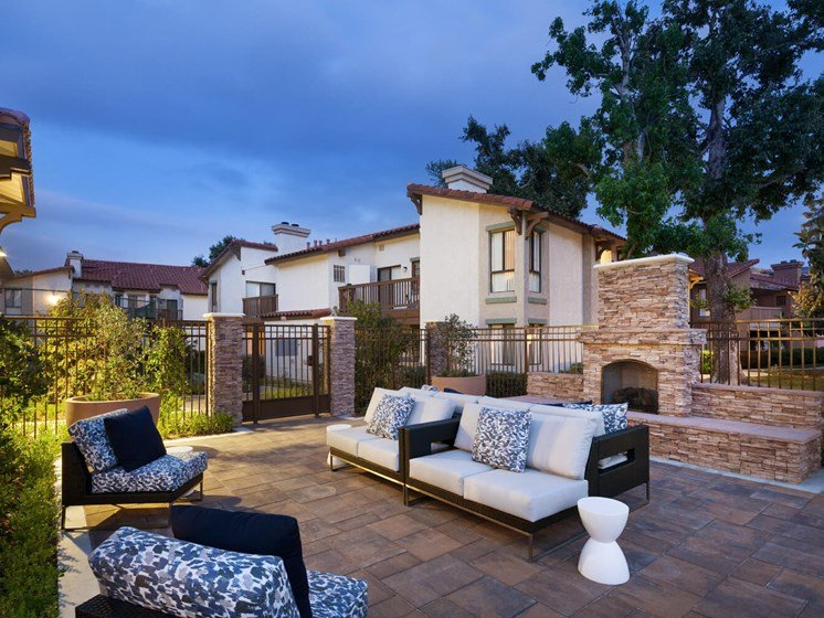 Amazing Outdoor Spaces at The Bryant at Yorba Linda, California, 92887