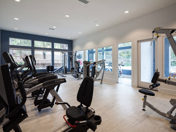 State-of-the-Art Fitness Center at The Bryant at Yorba Linda, Yorba Linda, 92887