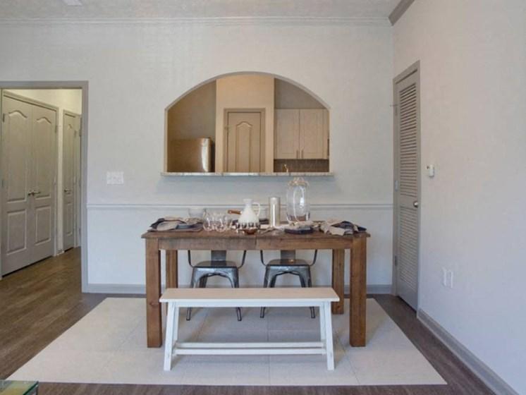 Dining Room at The Estates at Johns Creek, Georgia, 30005