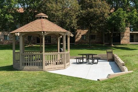 Playground, at The Woods of Burnsville, Burnsville, MN