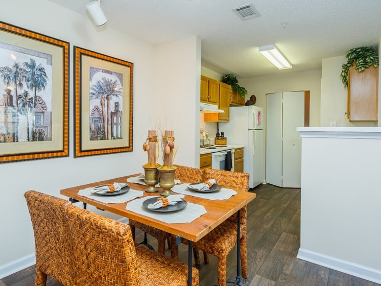 Separate Dining Room at Tramore Village Apartment Homes, Austell, 30106