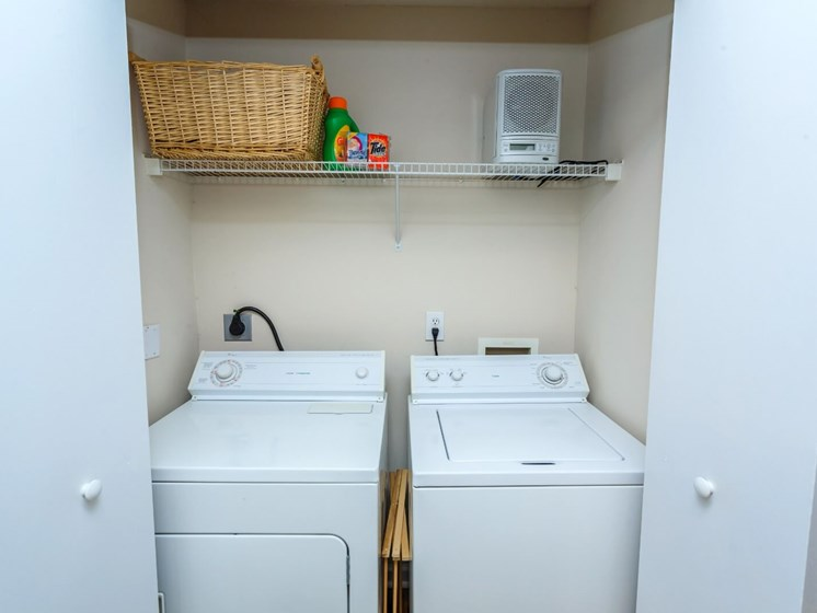 Full-Sized Washer & Dryer at Tramore Village Apartment Homes, Austell