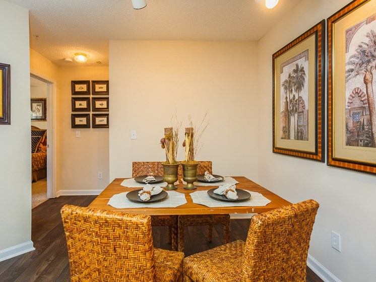 Impressive Dining Area at Tramore Village Apartment Homes, Georgia, 30106