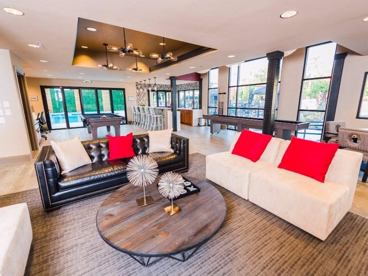 Resident Clubhouse at Uptown Buckhead, Atlanta, 30342