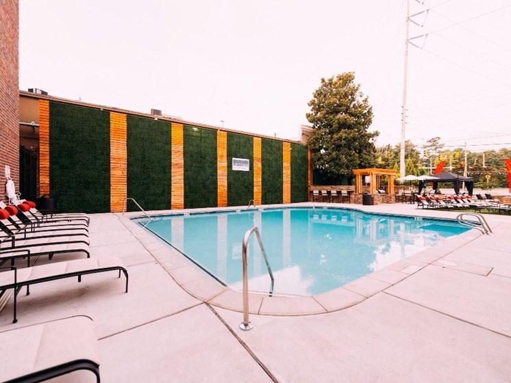 Saltwater Pool at Uptown Buckhead, Atlanta, GA, 30342