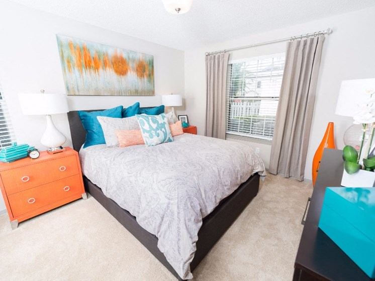 Bedroom at Uptown Buckhead, Atlanta