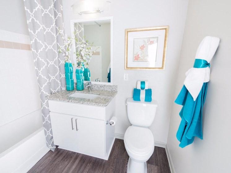 Upgraded Bathroom at Uptown Buckhead, Georgia, 30342