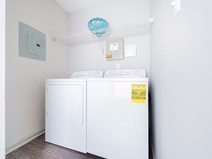 In Home Washers & Dryers at Uptown Buckhead, Atlanta, GA, 30342