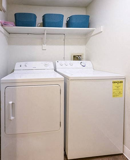 In-home Washers and Dryers at Verdant Apartment Homes, Colorado, 80303