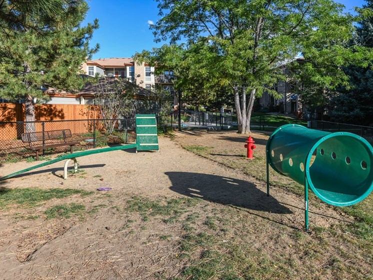 Dog Park at Verdant Apartment Homes, Boulder, 80303
