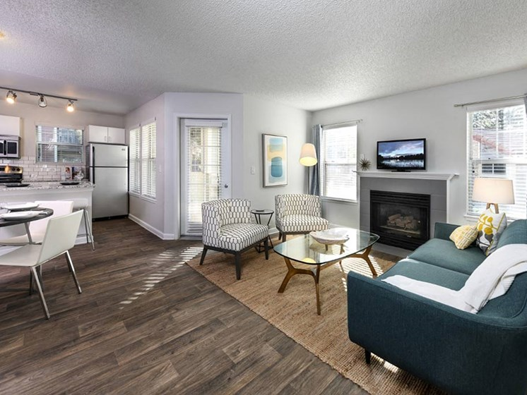 Spacious Floor Plans at Verdant Apartment Homes, Boulder, Colorado