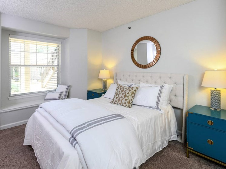 Well Decorated Bedroom at Verdant Apartment Homes, Boulder, CO