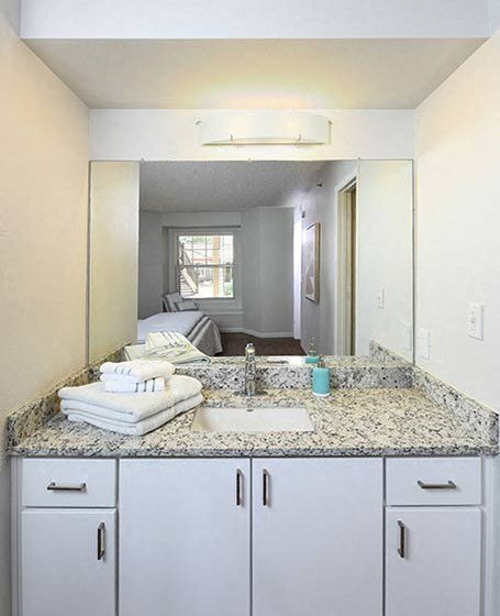 High Quality Vanity Counter-Top at Verdant Apartment Homes, Boulder, 80303