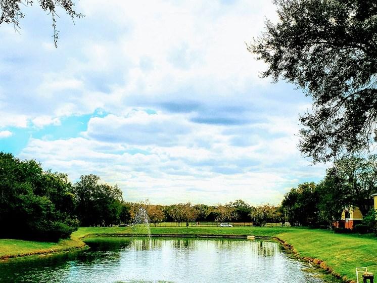 Winthrop West Pond