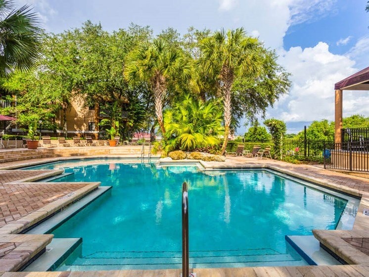 Invigorating Swimming Pool at Winthrop West Apartment Homes, Riverview, Florida