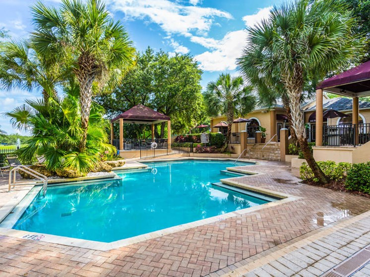 Resort-Style Pool with Wi-Fi at Winthrop West Apartment Homes, Riverview