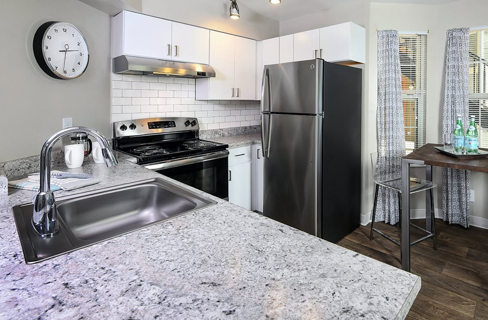 Granite Countertops at Arcadia Apartment Homes, Centennial, Colorado