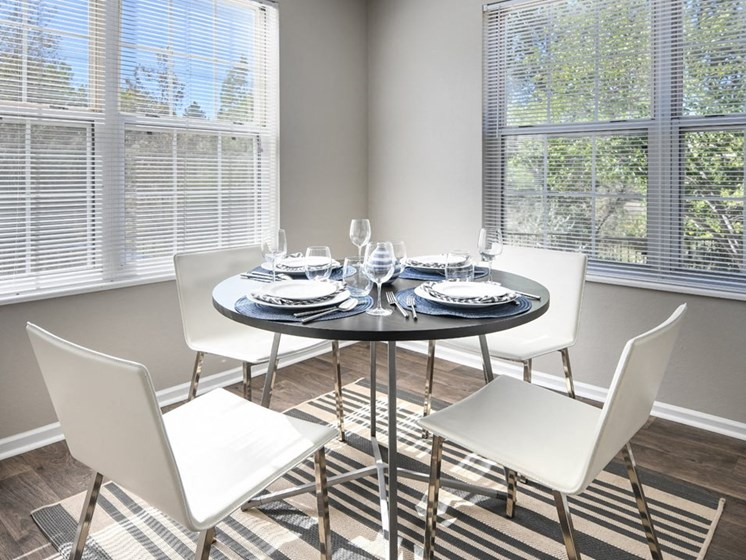 Fine Dining Experience In Home at Arcadia Apartment Homes, Centennial