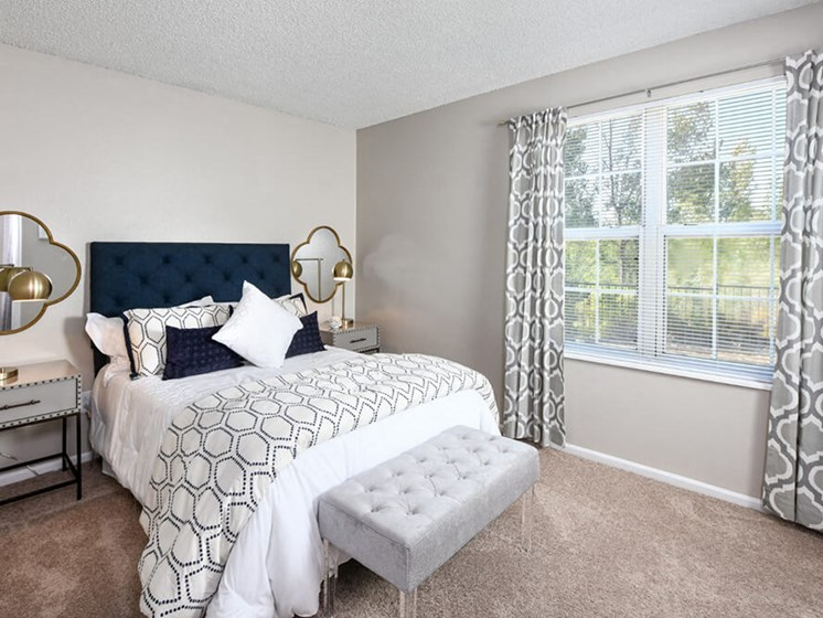 Lavish Bedroom at Arcadia Apartment Homes, Centennial, CO