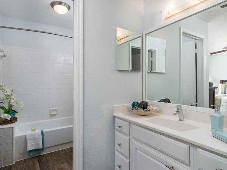 Bathroom Accessories at Bay Club Apartments, Jacksonville