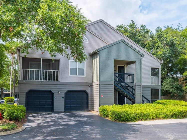 Private Garage Included at Bay Club Apartments, Florida, 32256
