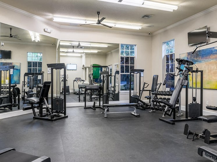 State of the Art Fitness Facility at Courtney Meadows, Jacksonville, FL, 32256